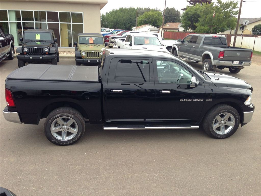 2012 dodge ram big horn edition 1500 crew cab redwater dodge official blog. Black Bedroom Furniture Sets. Home Design Ideas