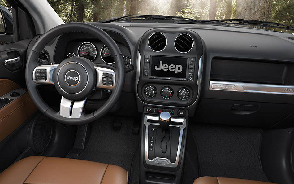 2015 jeep compass limited review. Black Bedroom Furniture Sets. Home Design Ideas