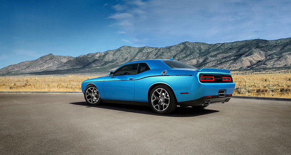 2015 Dodge Challenger Exterior Rear End